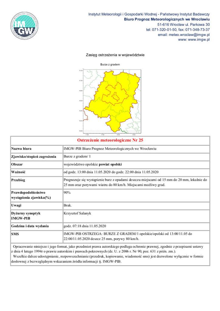 Ostrzezenie - powiat opolski (slaski), 202005110520 - OPW_1609_BG_20200511051845583.jpeg