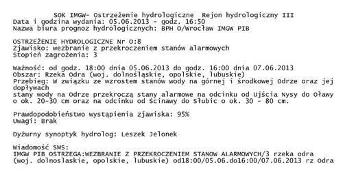 Ostrzeżenie hydrologiczne nr 8 - Rejon hydrologiczny III.jpeg