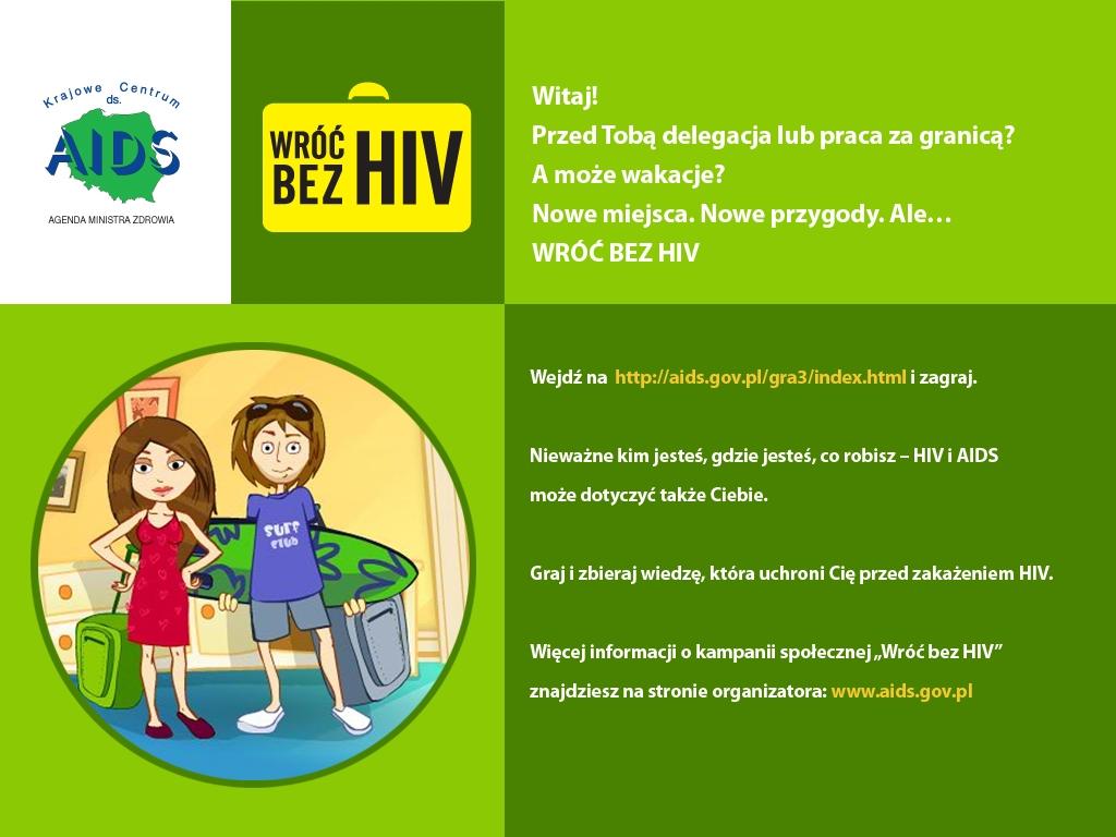 Wróć bez HIV