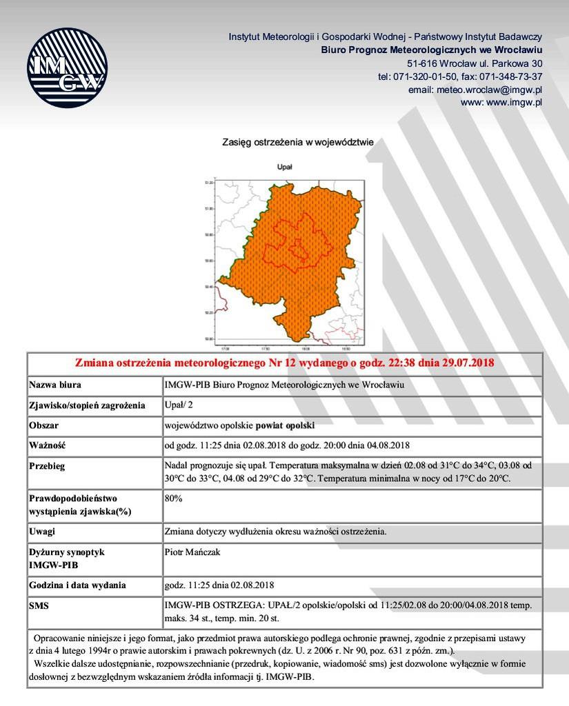 zmiana ostrzeżenia nr 12 powiat opolski.jpeg