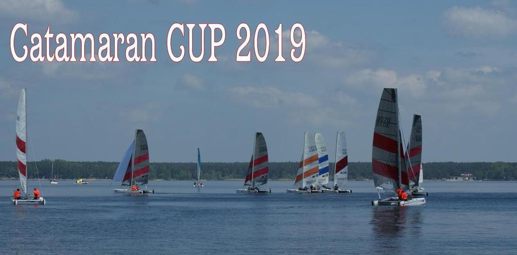 catamaran cup - zajawka