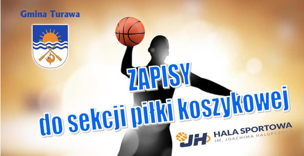 zajawka - sekcja koszykówki