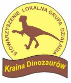 Serwis internetowy Stowarzyszenie Lokalna Grupa Działanie Kraina Dinozaurów