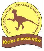 Serwis internetowy Stowarzyszenie Lokalna Grupa Działanie Kraina Dinozaurów