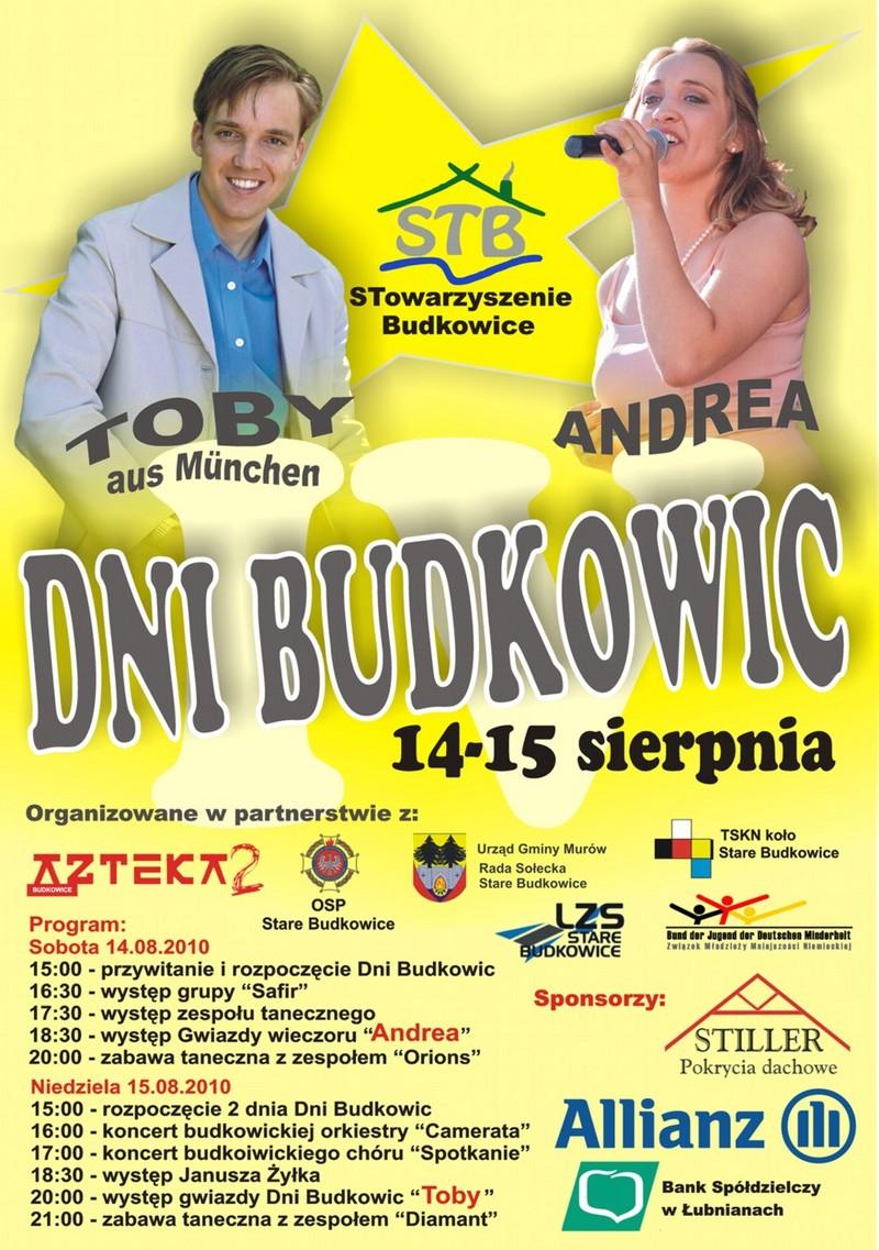 Dni Budkowic