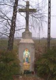 Krzyż na krzyżówce