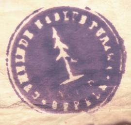 Pieczęć kadłuba Turawskiego