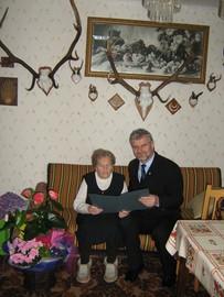 Galeria Gertruda Michalczyk obchodziła 90-te urodziny