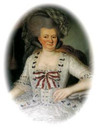 Anna Barbara von Gaschin z d. Garnier