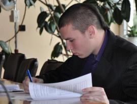 Wybory 2011,przewodniczący Komisji skrutacyjnej, Bartłomiej Prochota
