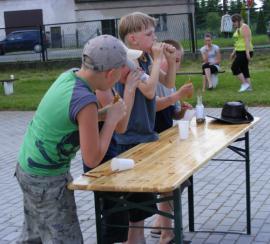 Piknik z okazji Dnia Dziecka 2010