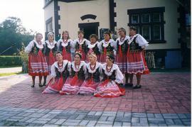 Zespół Jaźwinki z Bierdzan.
